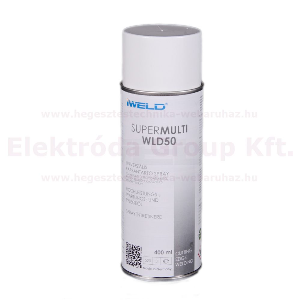 SUPERMULTI spray WLD50 400ml