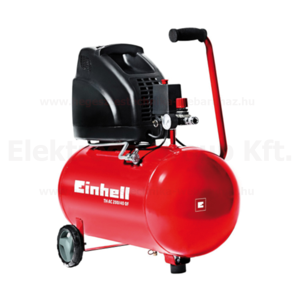 Einhell kompresszor TC-AC 190/24/8 1500W 8bar